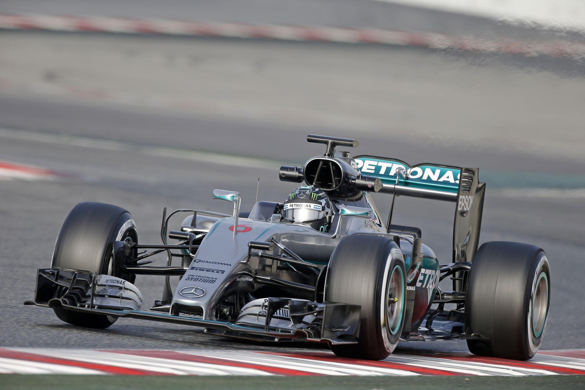 A Mercedes ma finoman megalázta a Forma-1-et: 801 km