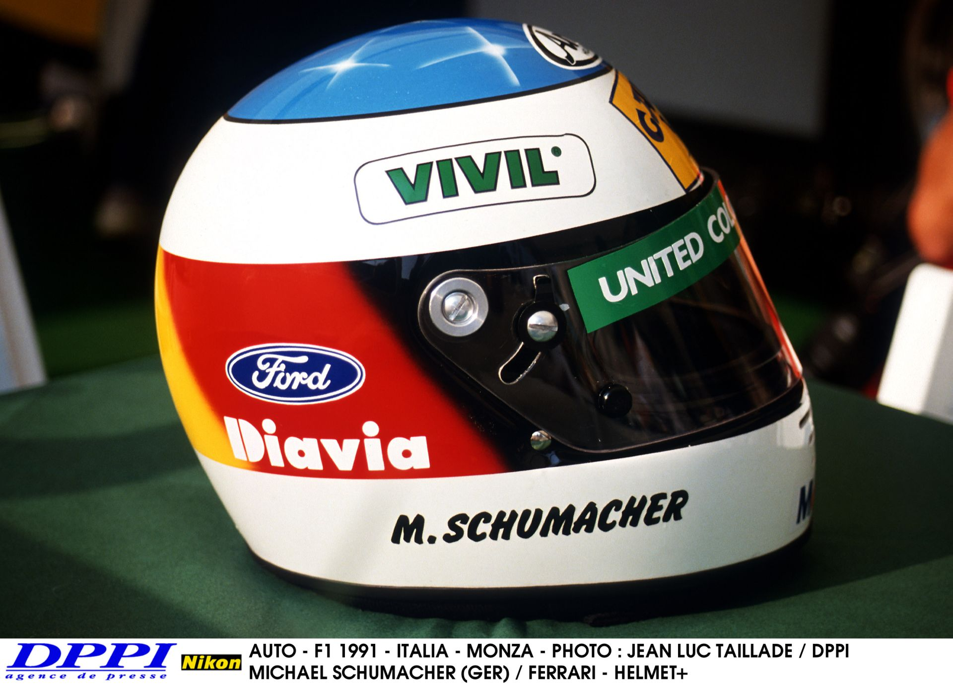 A sorozat, amiben egy híján az összes futamot megnyerte Schumacher: Formula König, 1988