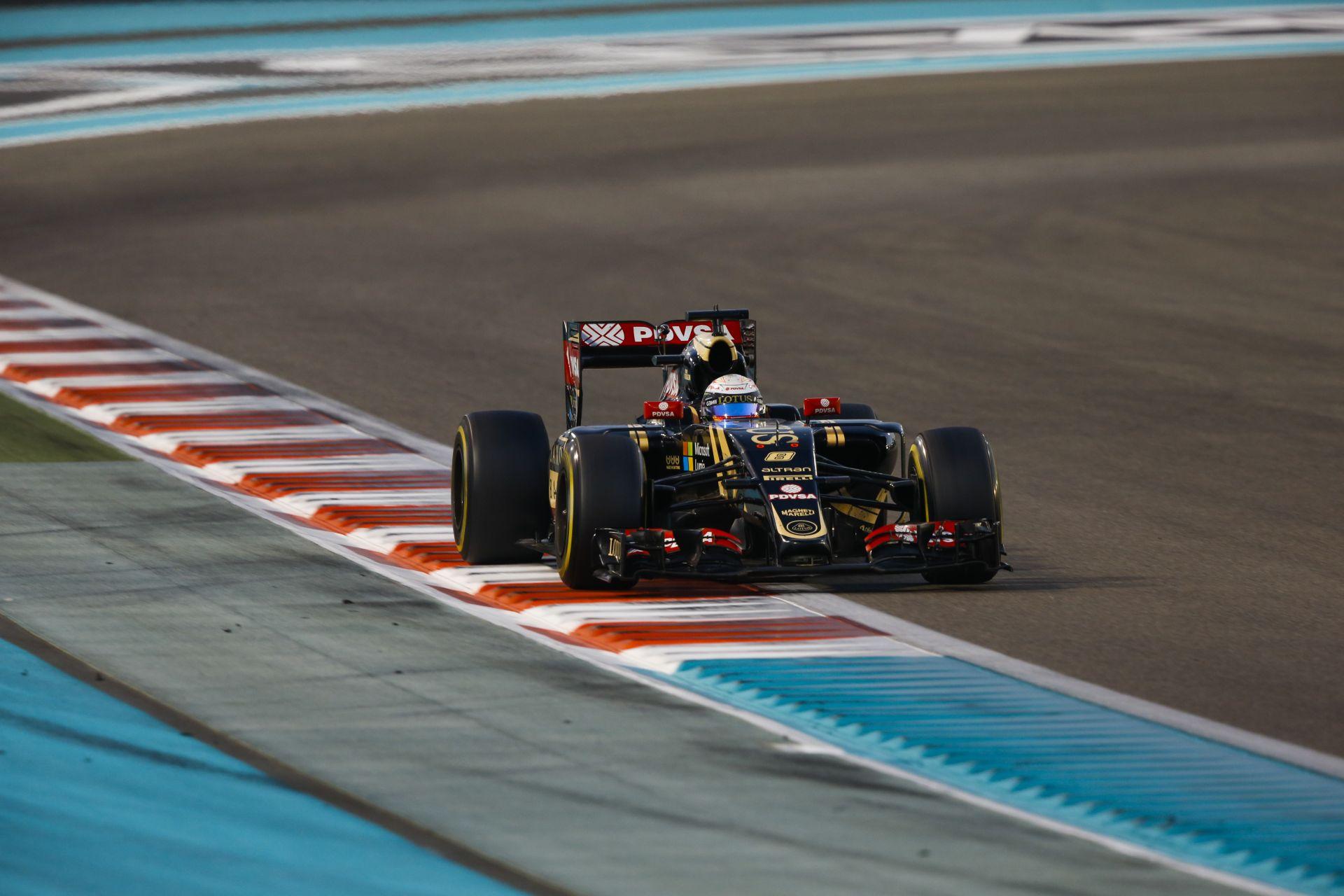 A Renault a tavalyi kasztnival áll rajthoz a 2016-os Forma-1-es szezonban? Az elején biztos...