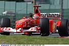 Múltidézés: Schumacher határon a 2002-es Ferrarival Spa-ban