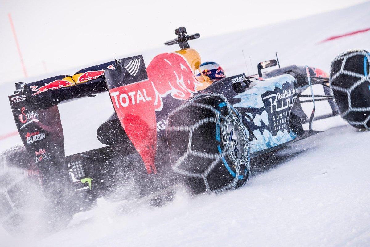 Verstappen nagyon élvezte a havas kalandot Kitzbühelben – videó és képek!