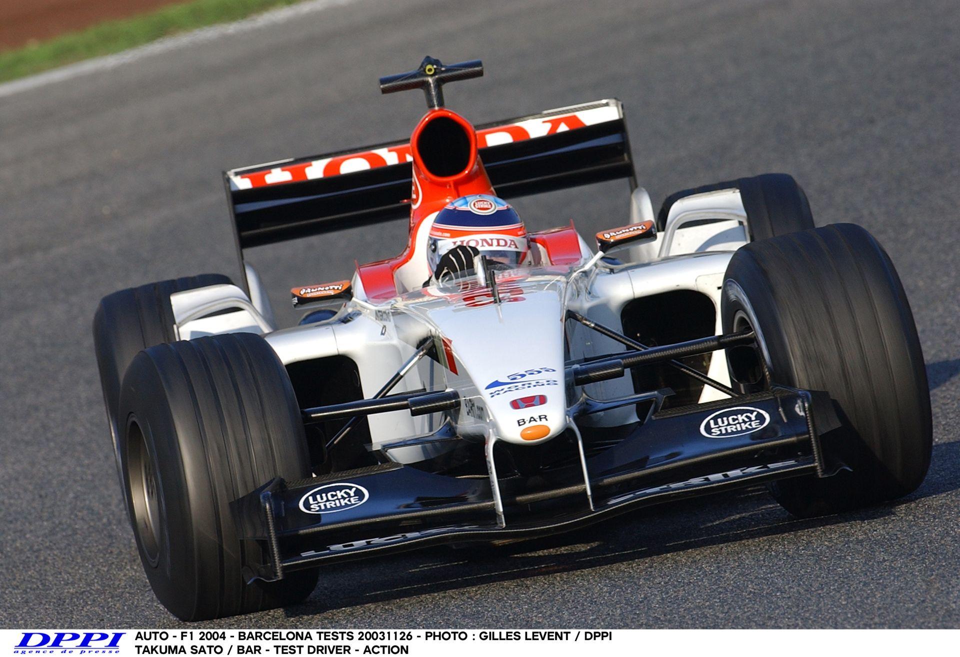 """Ma 39 éves Takuma Sato: egy """"legendás"""" F1-es versenyző"""