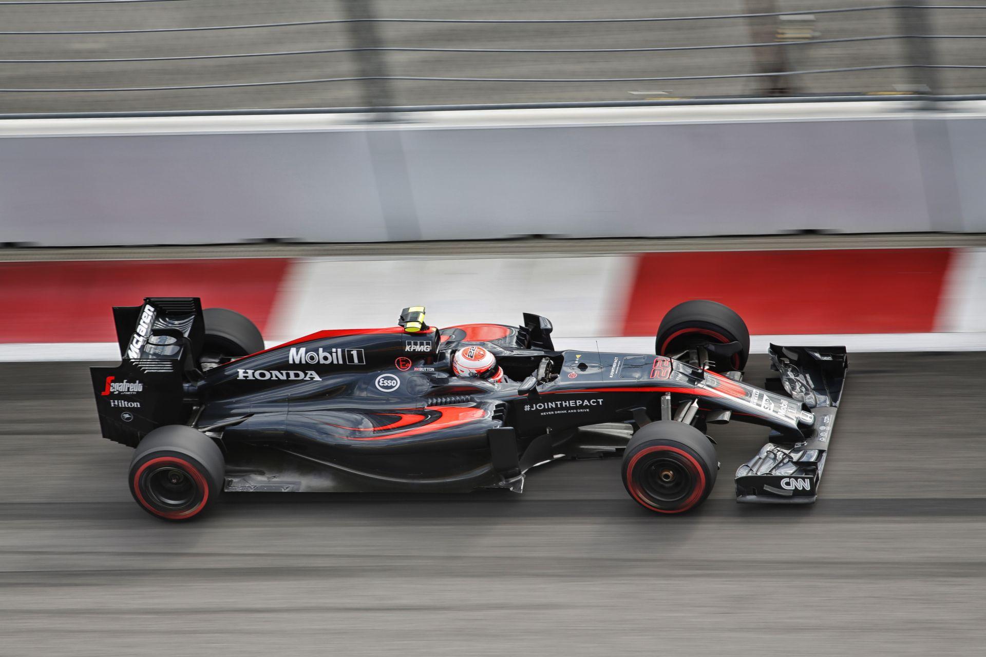 A McLaren már igazán eredményt sem vár idén magától