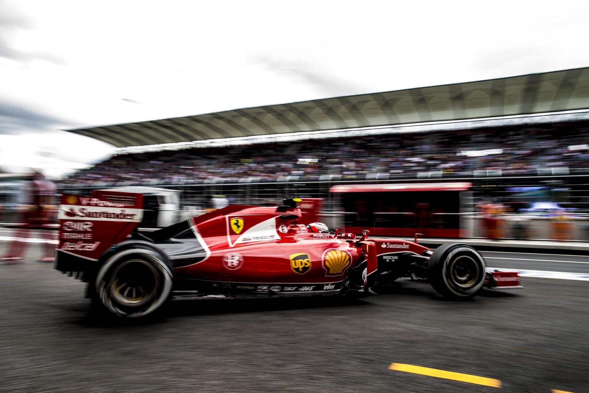 """Räikkönen az idei Forma-1-es szezonját egy szóval írná le: """"fájdalmas"""""""