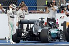 A Mercedes Vettel miatt beáldozta a két kiállásos stratégiát, és Hamilton esélyét az első helyre!