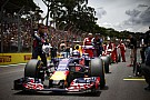 A Red Bull-Renault inkább hátrafelé indult el az erőforrással: az új motor 20 lóerővel gyengébb!