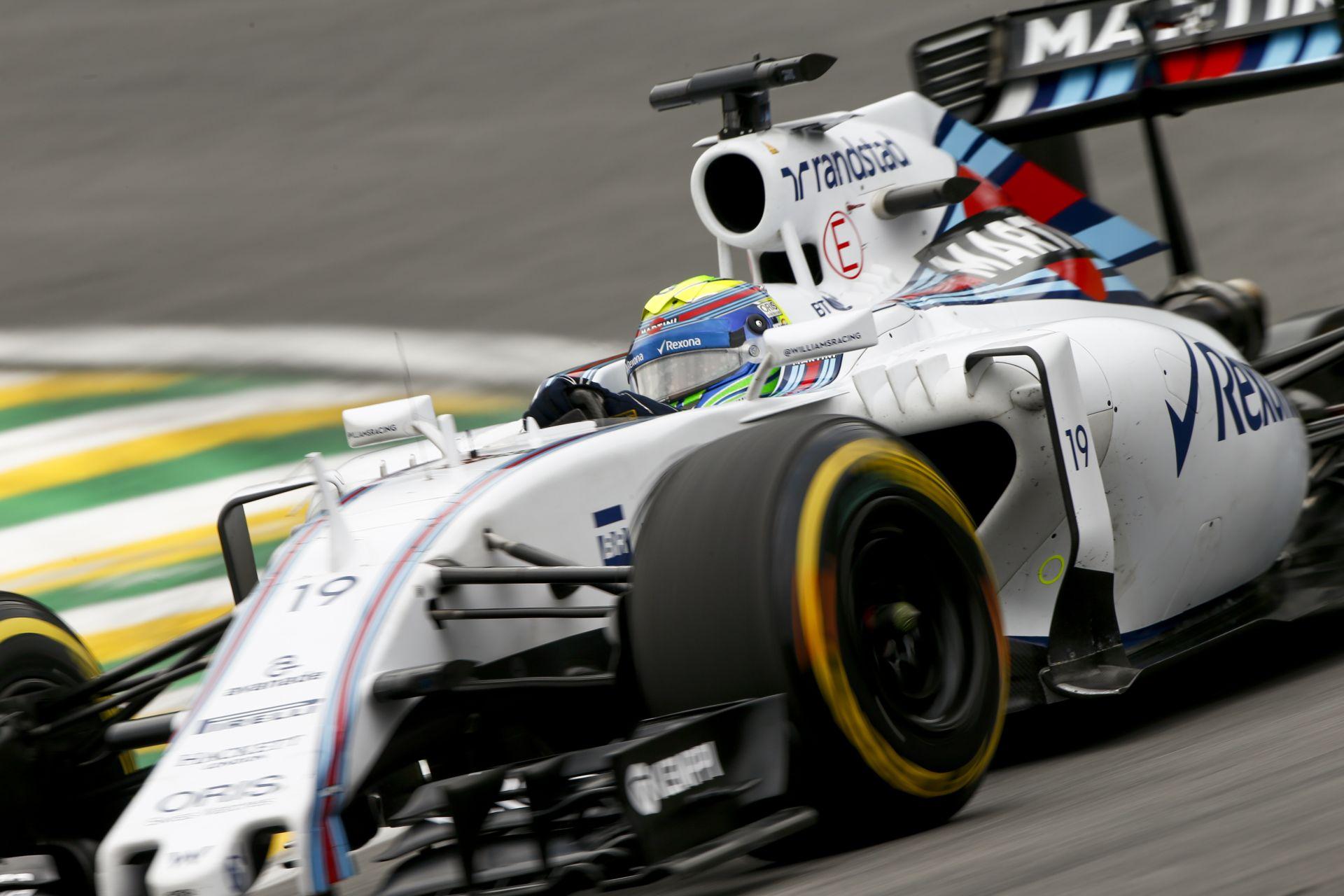 A Williams úgy döntött, hogy annyiban hagyja Massa brazil kizárását! Nincs fellebbezés!