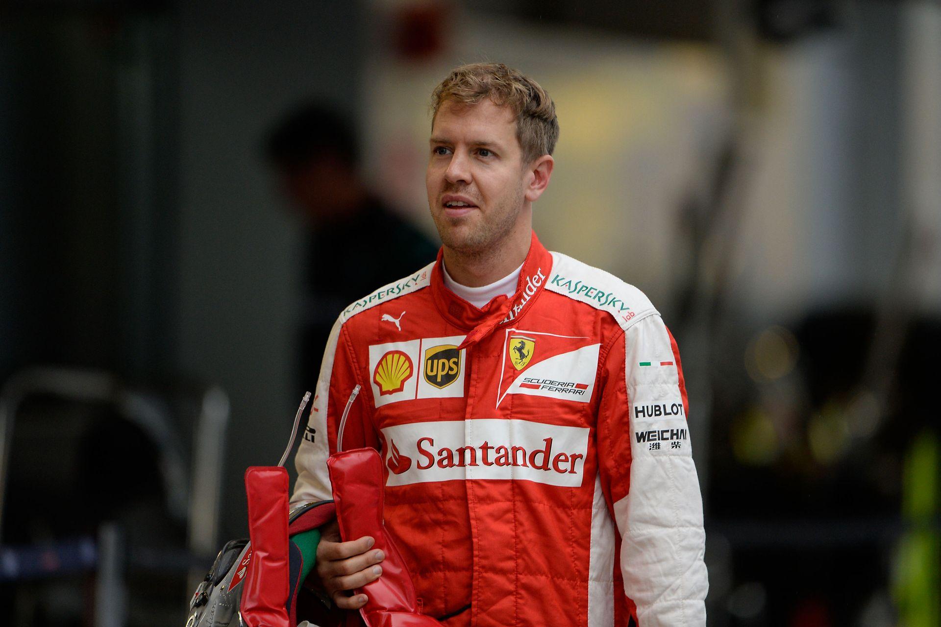 Így ütötte ki Vettel Hülkenberget a Bajnokok Tornáján