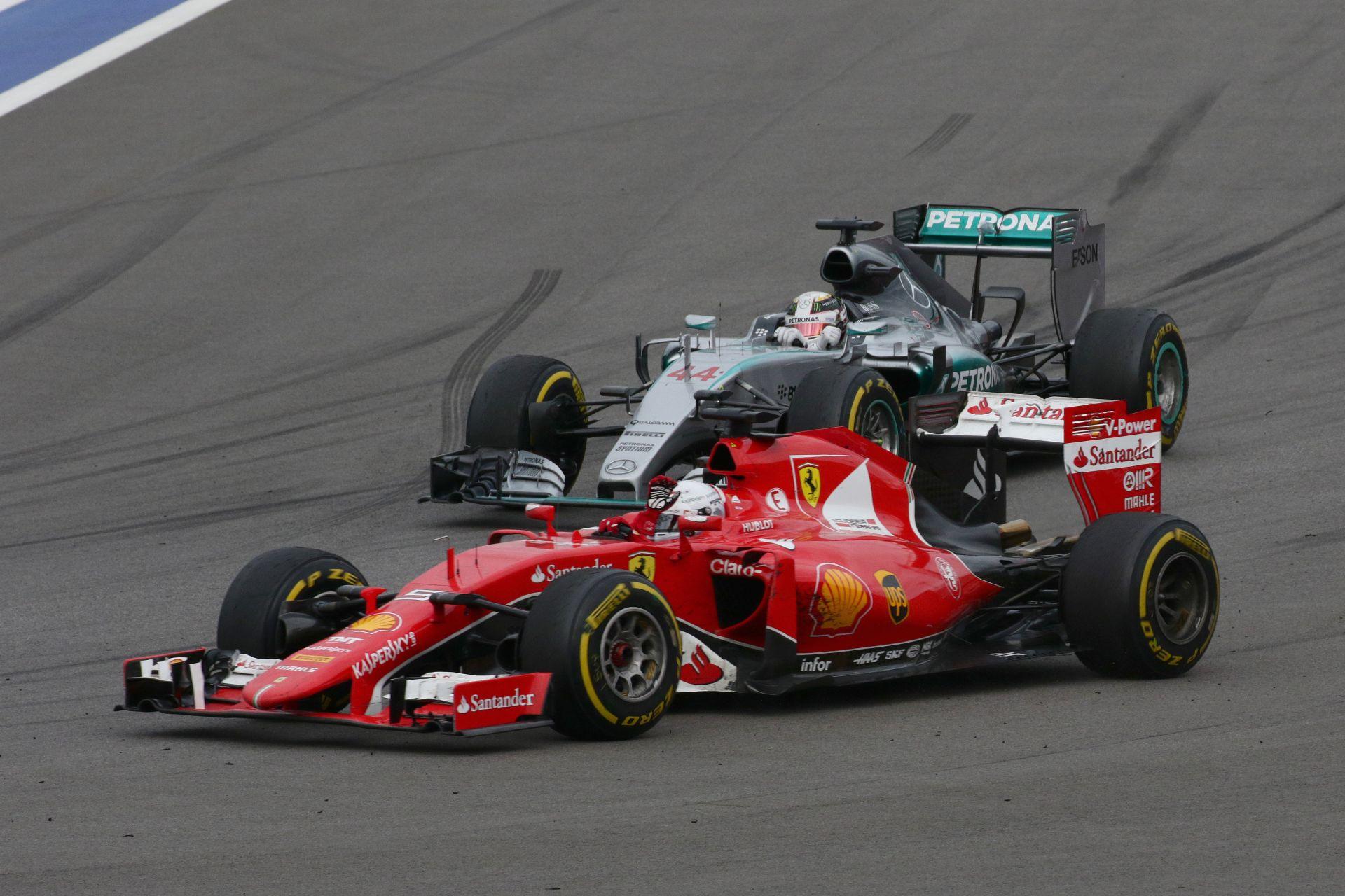 Az alternatív motor elérte célját: a Mercedes, a Ferrari, a Renault és a Honda lépni fog!