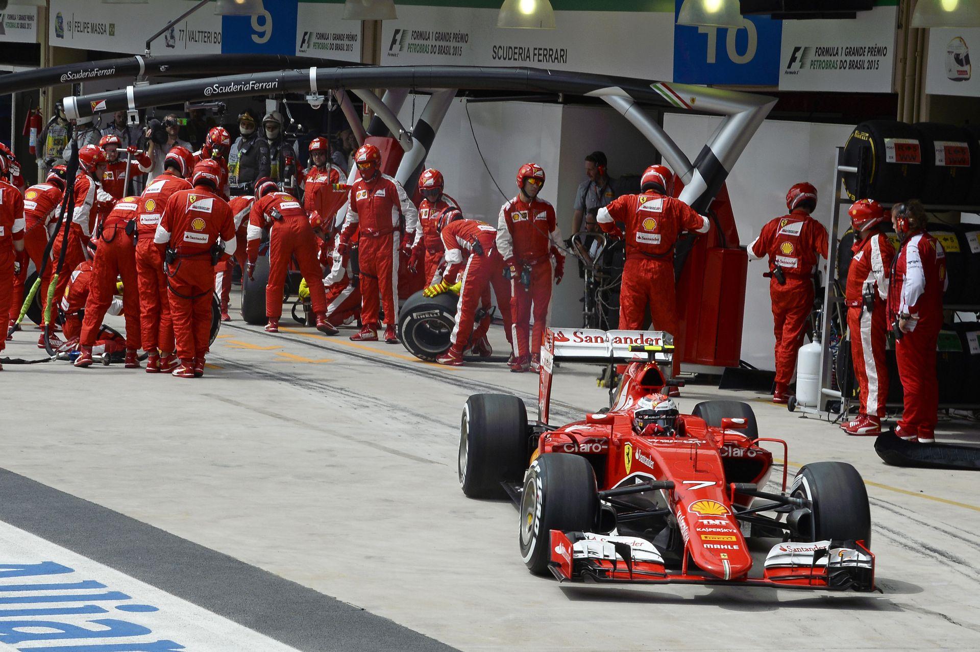 A Ferrari elhasználta az utolsó zsetonjait a motorfejlesztésre