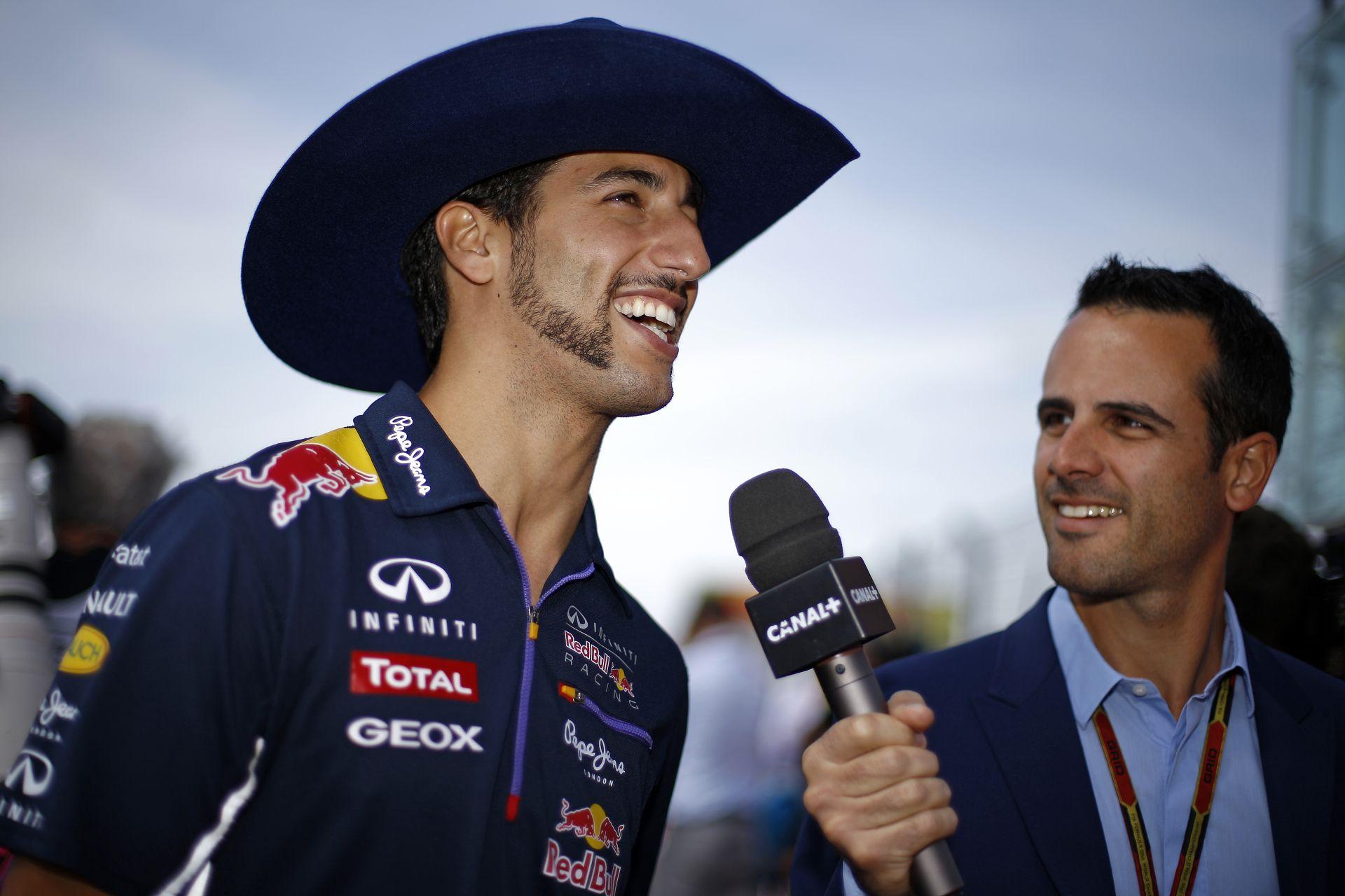 Ricciardo nem fél az austini kígyóktól, míg Kvyat szerint a mexikói szurkolók hasonlóak a brazilokhoz!