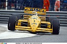 Aranyat érő F1-es felvétel: Nelson Piquet - 1988, Detroit
