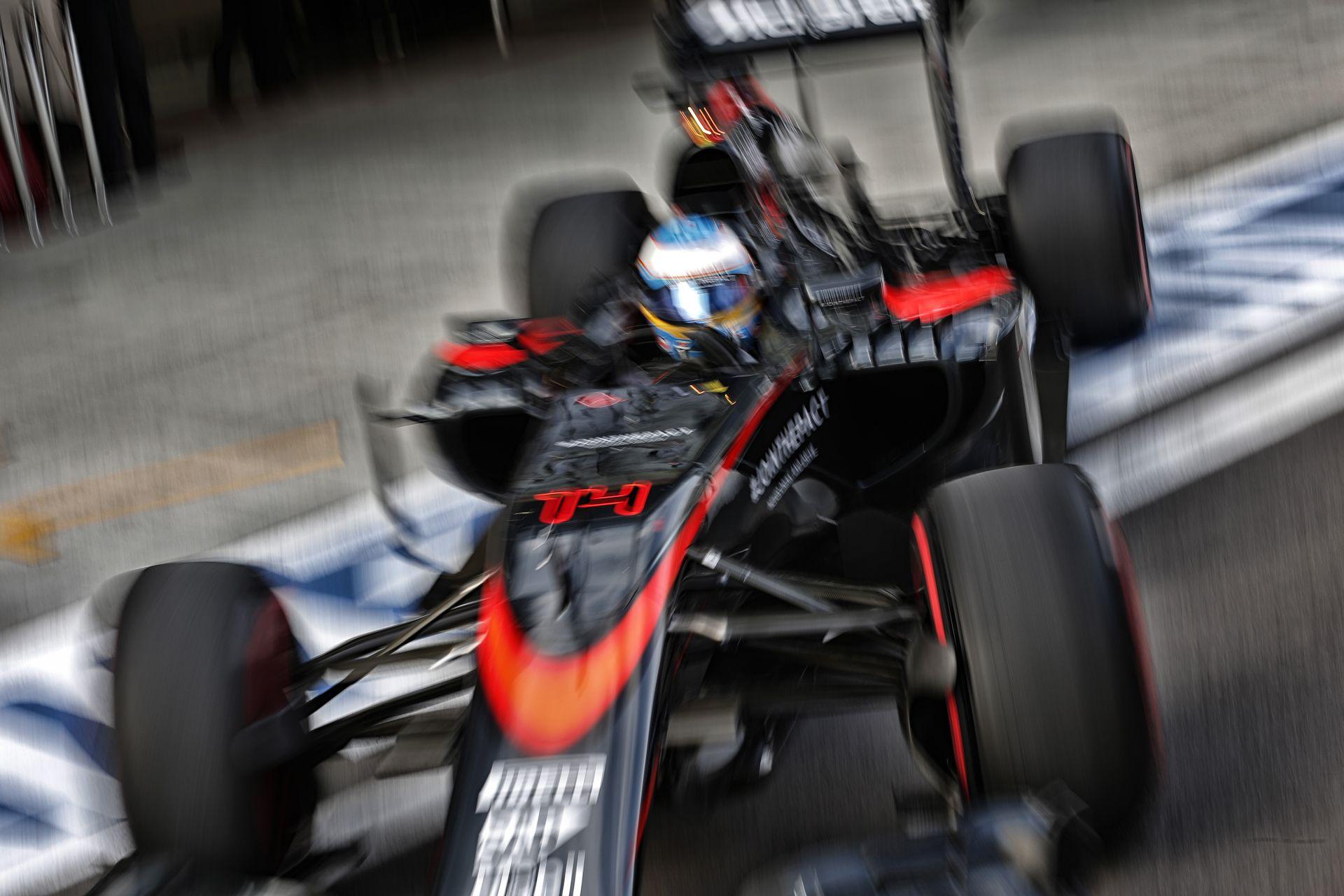 Alonso és Button is jó csatára számít Austinban - a pálya elméletileg fekszik a McLarennek...