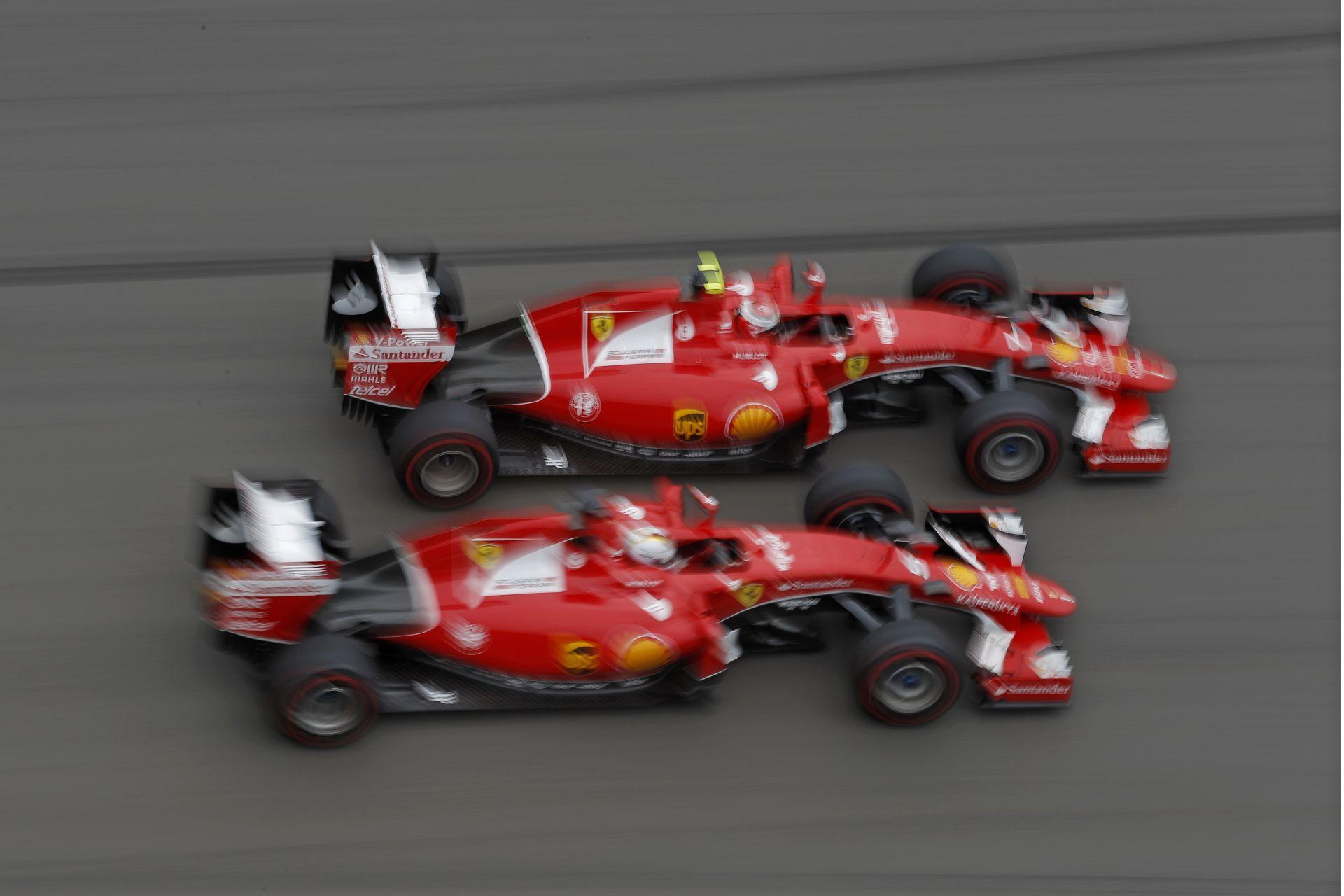 A tuti Forma-1-es recept: több csata a pályán és egy versenyképes Ferrari!
