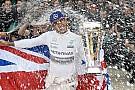 Mi mással kezdődhetne a háromszoros bajnoki élet mint tequilával és alvással? Ugye Lewis?