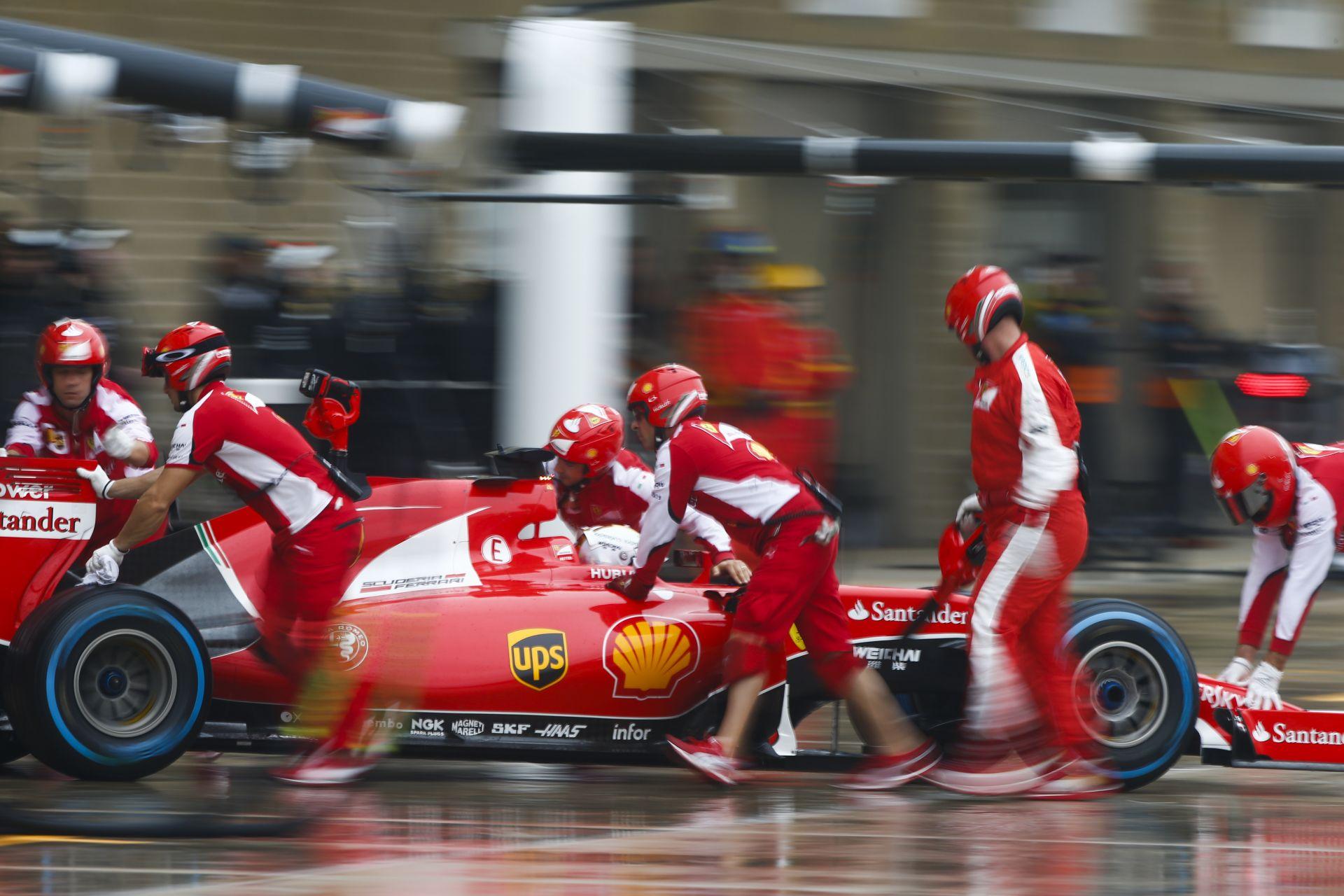 A Ferrari idén már nem veti be az új motorját