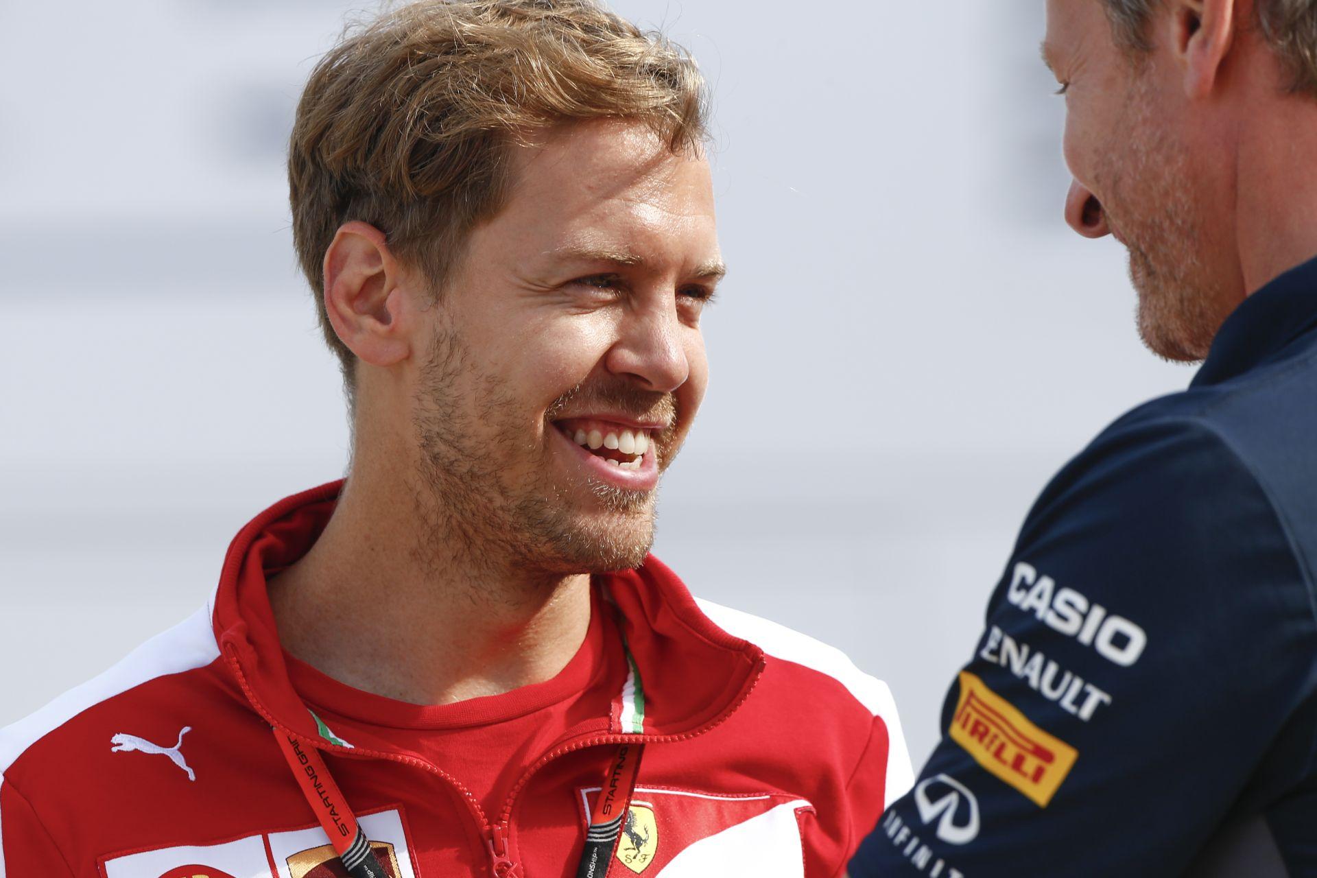 Fény derült Sebastian Vettel autós bakancslistájára!