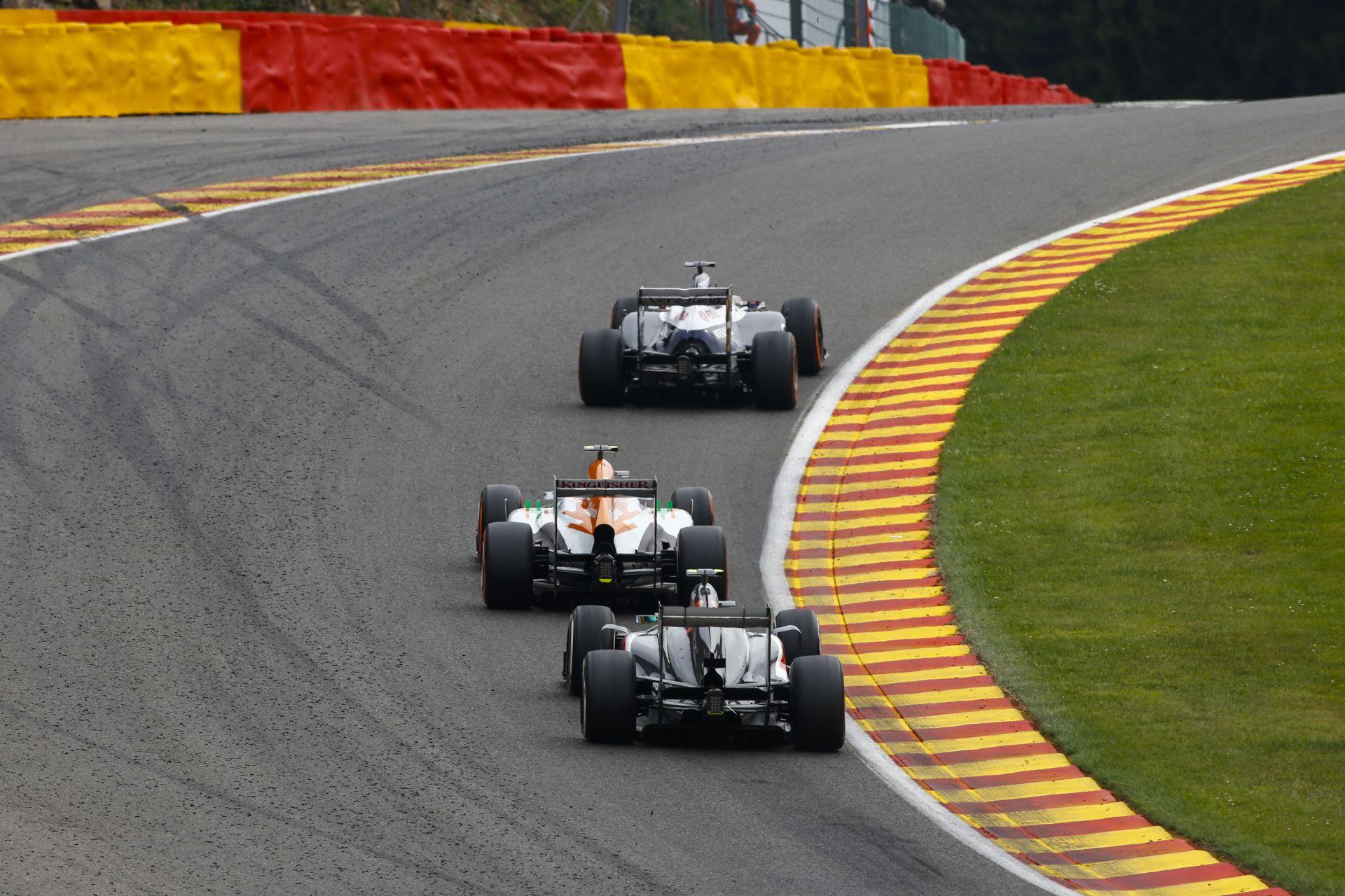 A Pirellinek Spában, a szabadedzések után be kellett volna dobnia a törülközőt? Ahogy a Michelin tette 2005-ben?