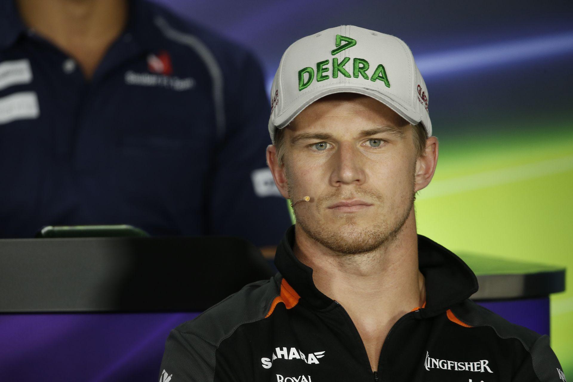"""A Haas nem szomorkodik Hülkenberg """"elvesztése"""" miatt"""