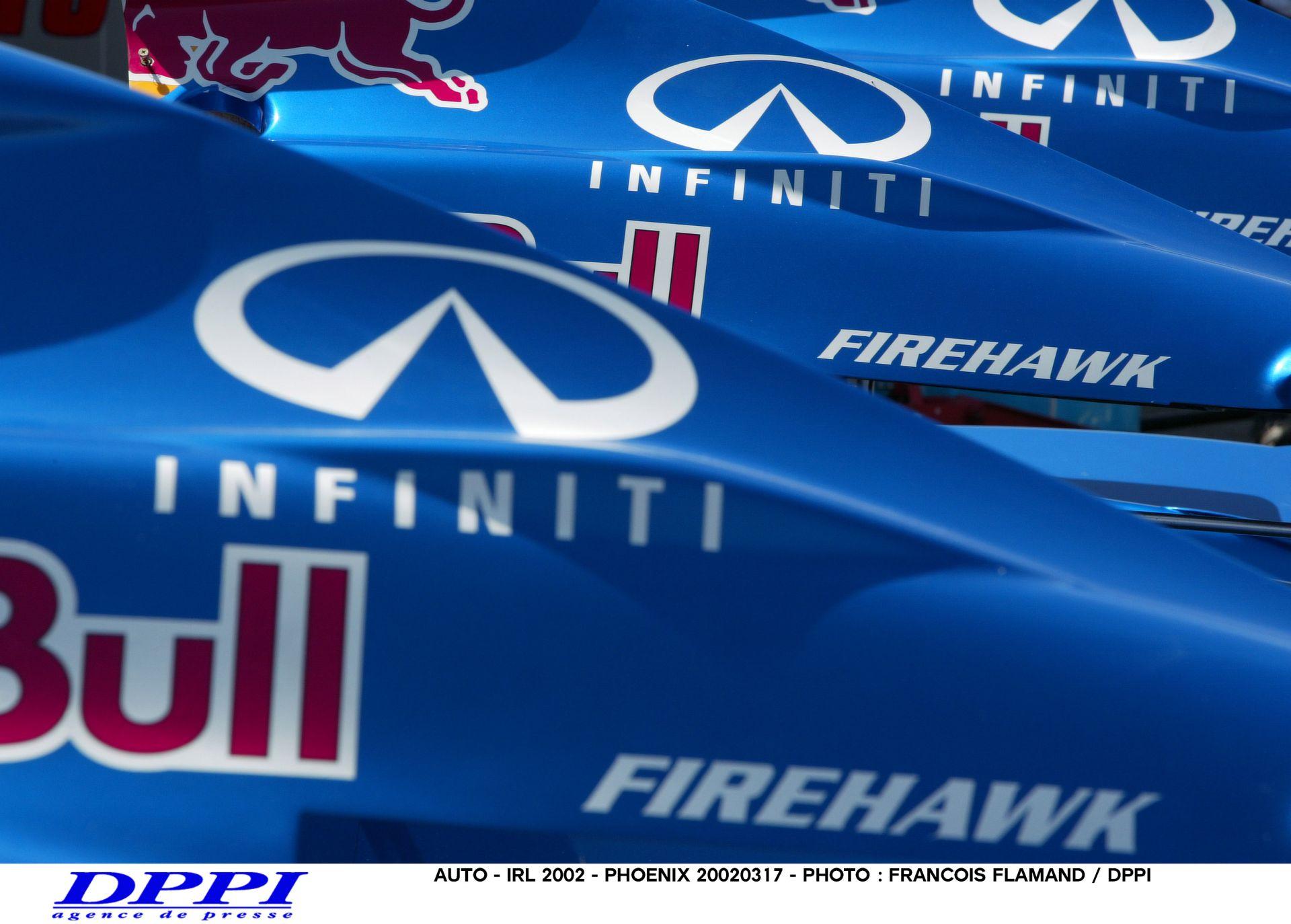 Az Infiniti szakít a Red Bullal?