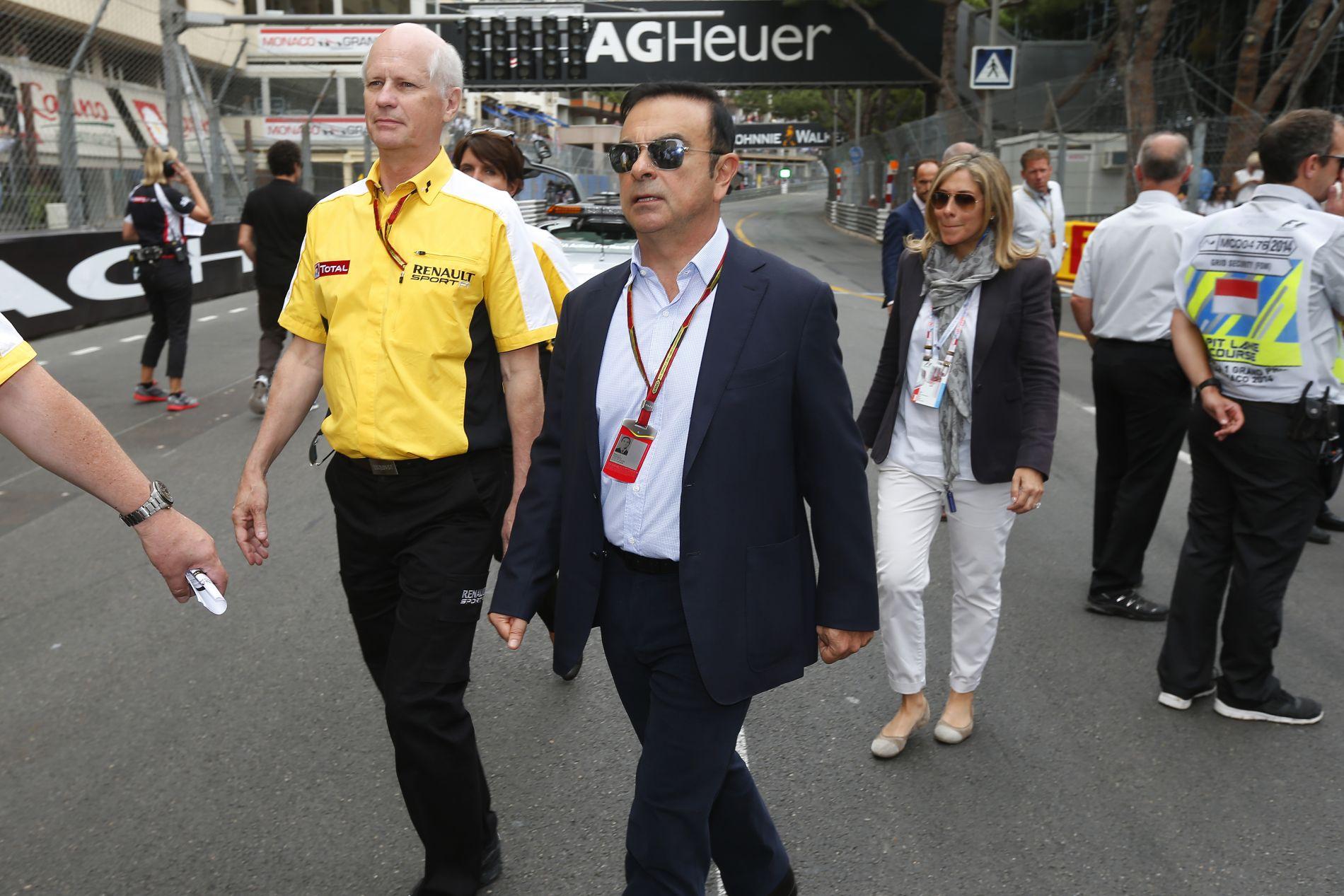 A Renault vezetője megerősítette: vagy saját csapat, vagy kiszállnak az F1-ből!