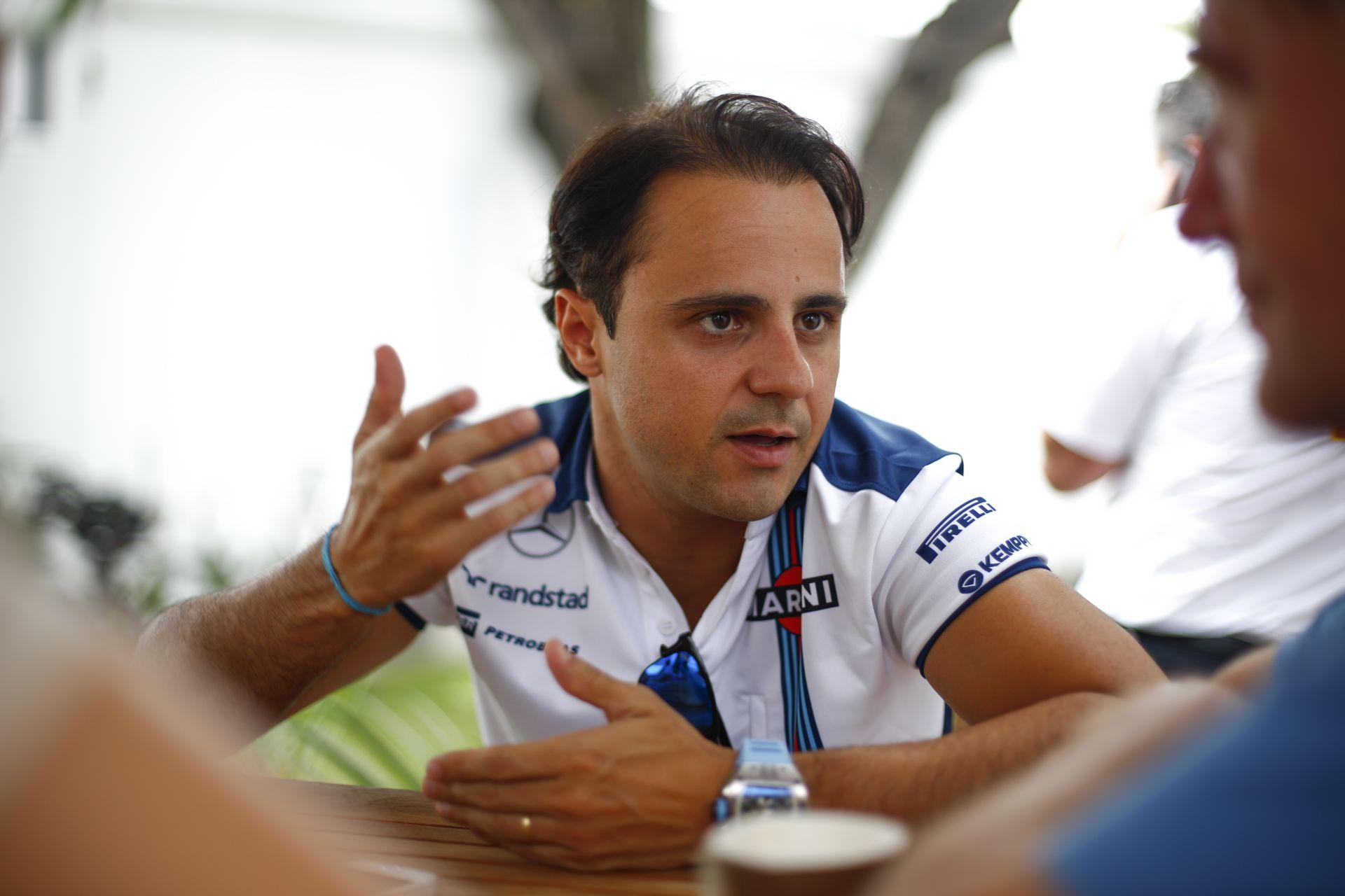 Massa csak remélni tudja, hogy Szingapúrban a Williams elöl lesz - már rajta vannak a megoldáson!
