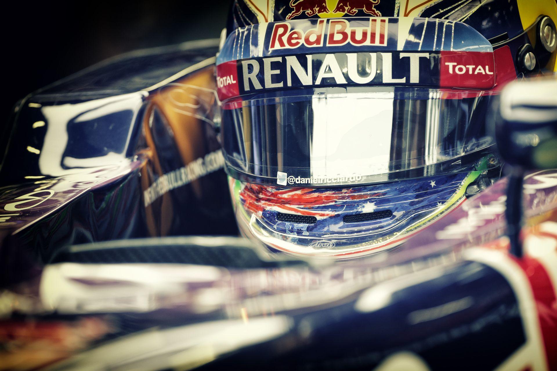 """Ricciardo: """"Király ez a második hely…!!!"""""""