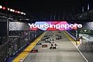 Egy új felvétel Szingapúrból: Döbbenetes! Vettel akár el is üthette volna