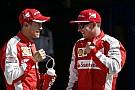 Ennyire tiszteli Vettel Raikkönent: egy felvétel, amit nem láthattunk Szingapúrban