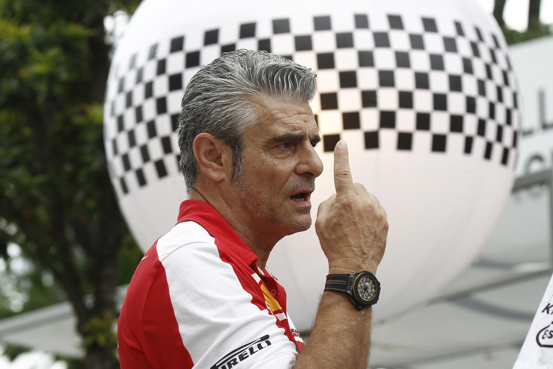 Olykor a Ferrari főnöke is azt gondolta, Vettel csak az autó miatt nyert az F1-ben