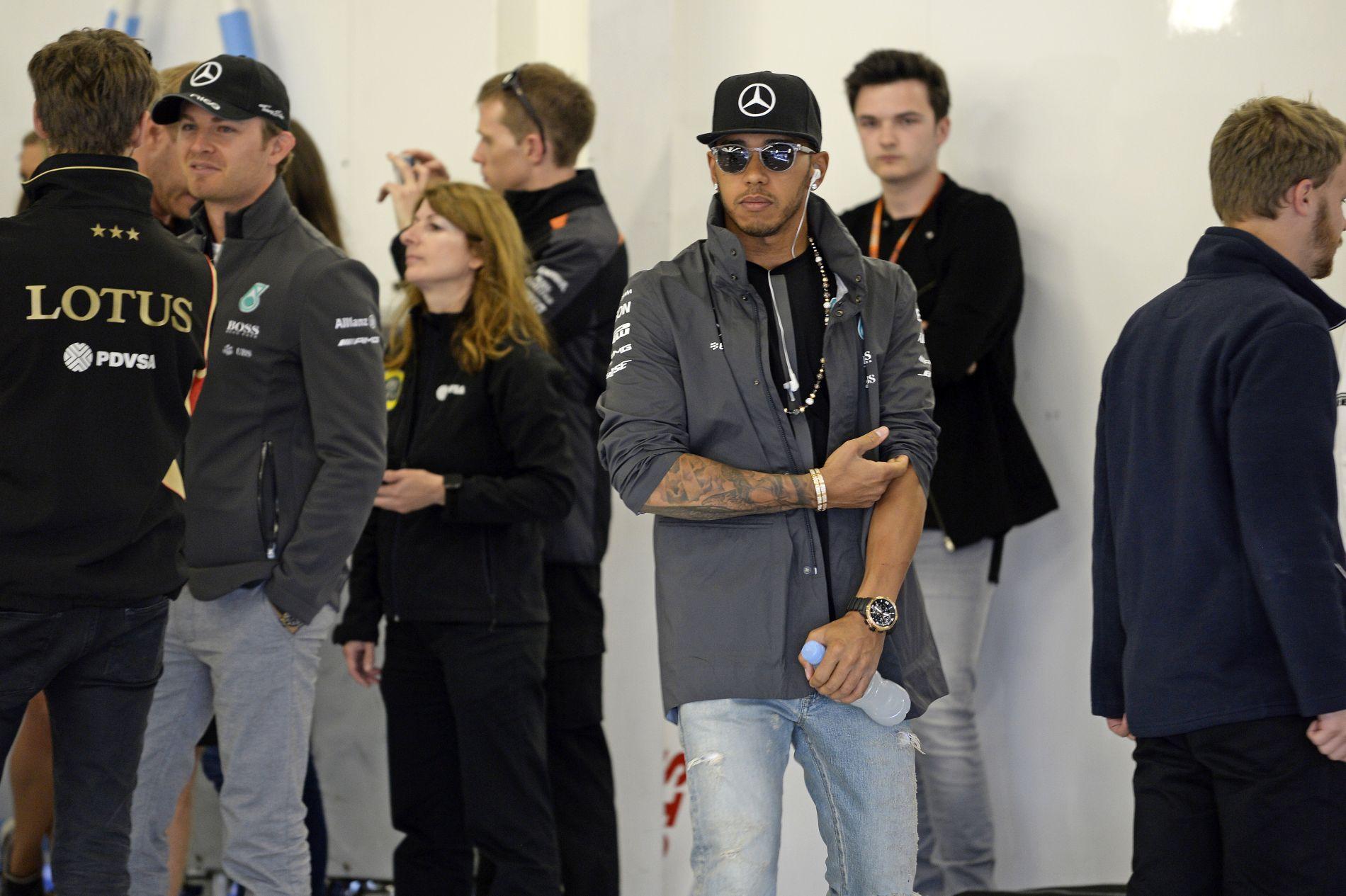 Simább az ügymenet a Mercedesnél: Hamilton és Rosberg összeszokott páros