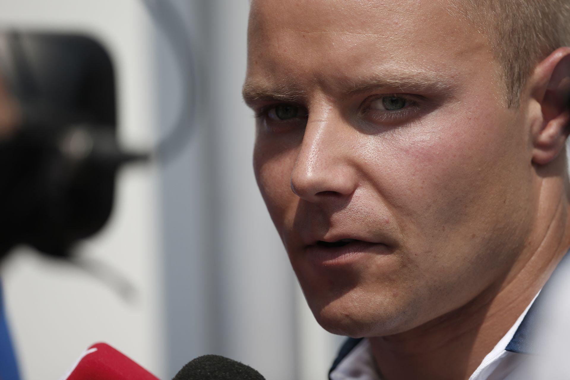 Valtteri Bottas fellélegzett: Teljesen felesleges volt az egész ferraris felhajtás!
