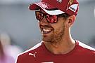 Sebastian Vettel, az átlagember