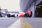 Csorgatja a rajongók nyálát a McLaren: Ismét pályán Senna 1991-es bajnoki gépe