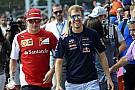 Vettel érkezése nem érinti Raikkonen vezetési stílusát: minden marad változatlan