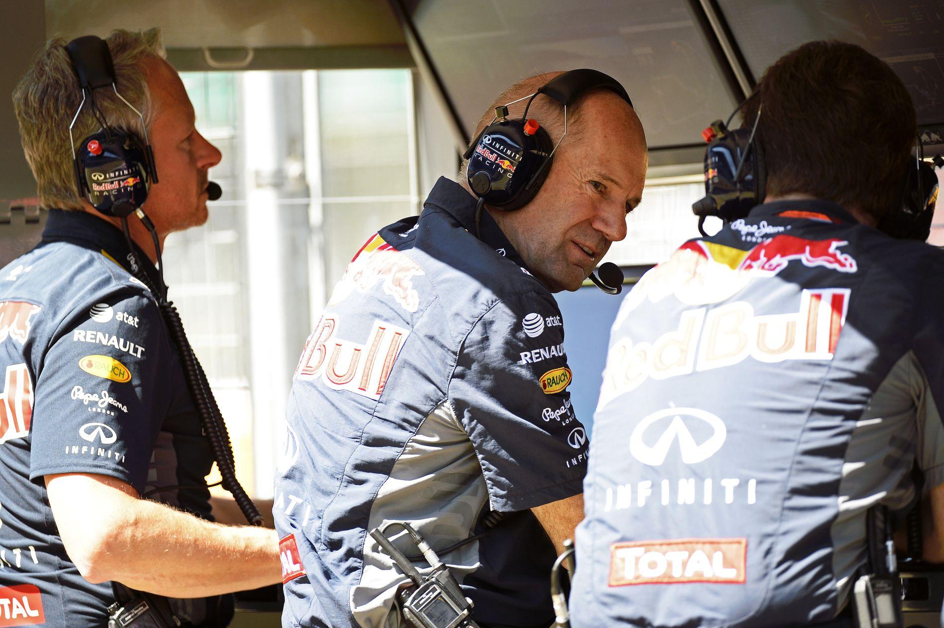 A Red Bull 6-7 tizedre van a Mercedestől, idén nem lesz győzelem