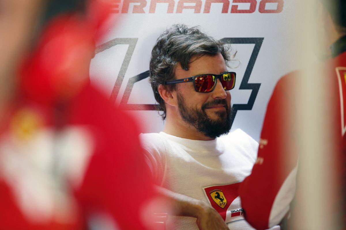 Alonsót mindig visszavárják  - lehet, hogy a Ferrarinál is nyitva marad az ajtó