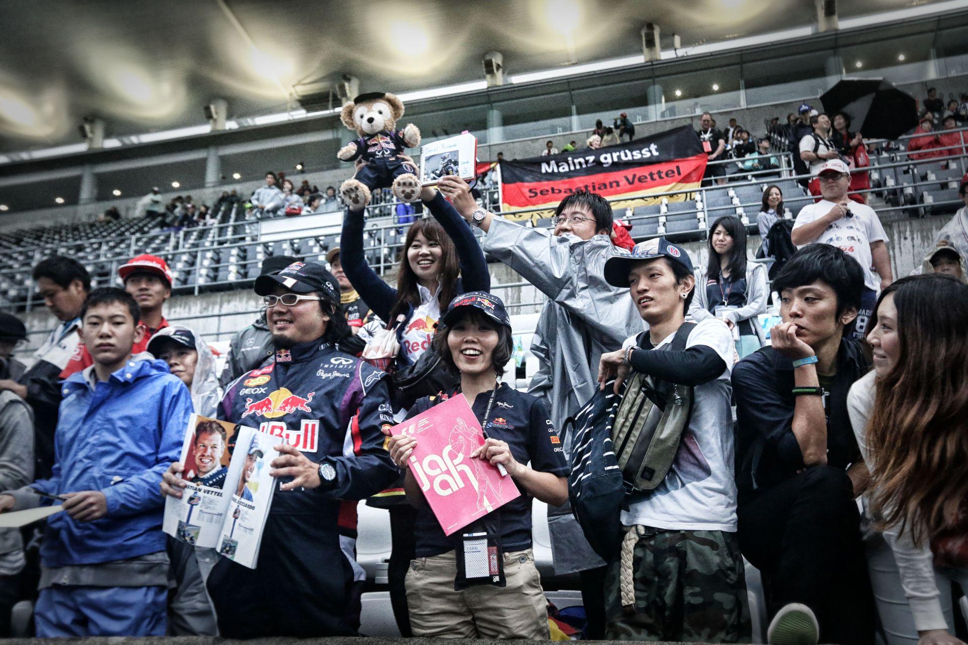 Japán Nagydíj 2014: Kövesd ÉLŐBEN az első szabadedzést Suzukából (03:00)