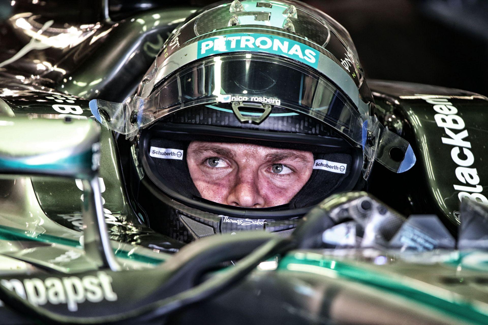 Rosberg nyerte az időmérőt Hamilton és Bottas előtt! Megalázó Mercedes-fölény Suzukában! Alonso 5., Raikkönen csak a 10.