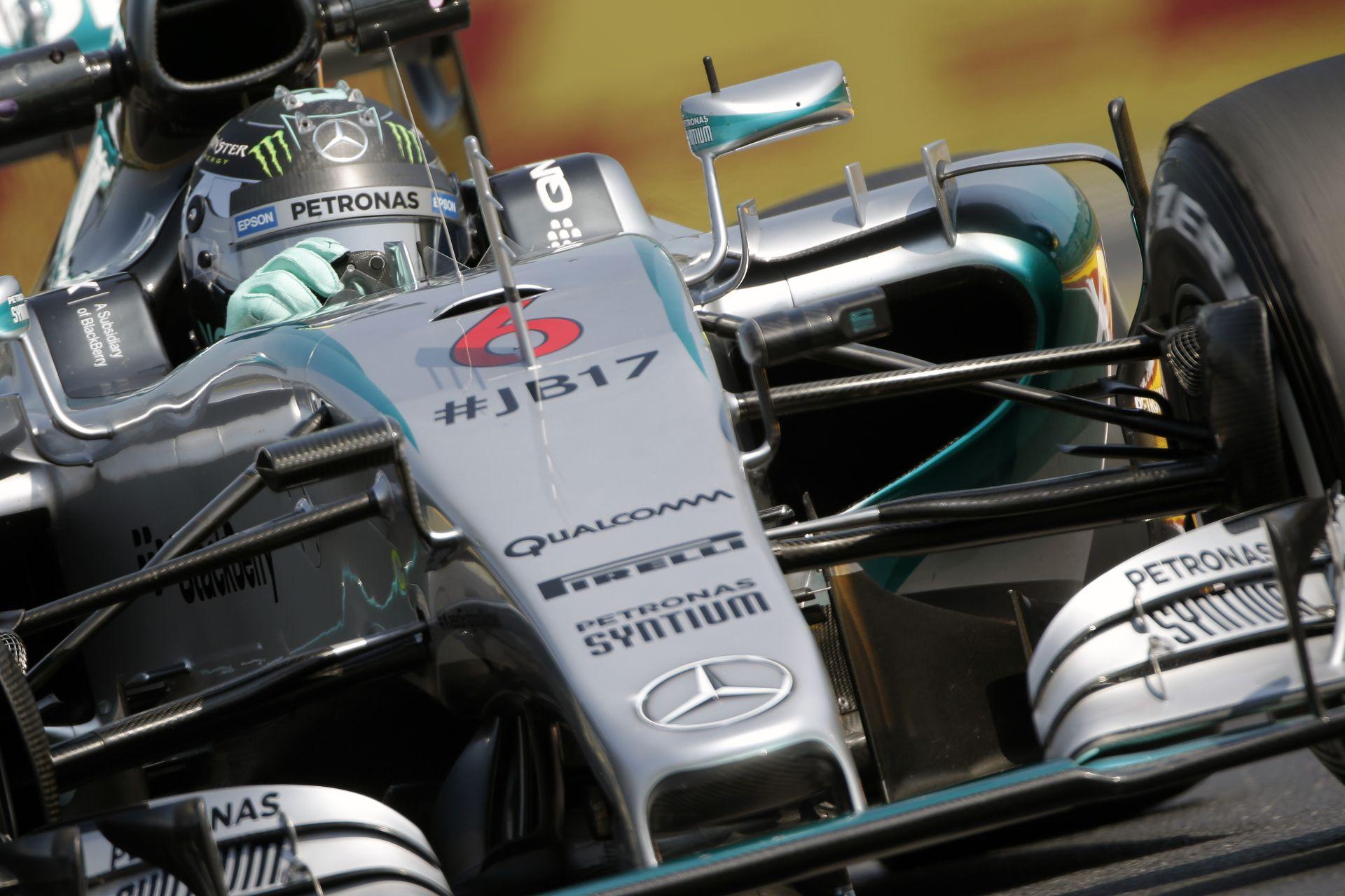 Rosberg szerint elég ideje van arra, hogy felgyorsuljon a magyar időmérőre