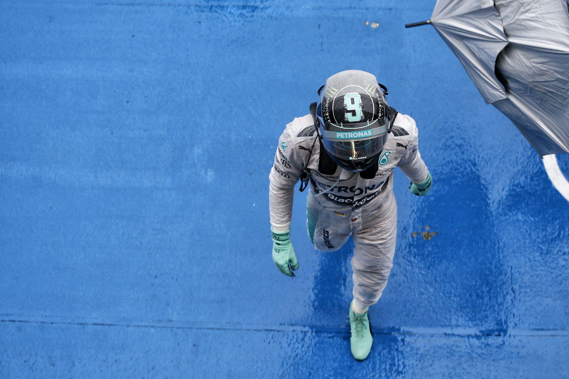 Rosberg megakadályozná, hogy Hamilton zsinórban a negyedik győzelmét is megszerezze