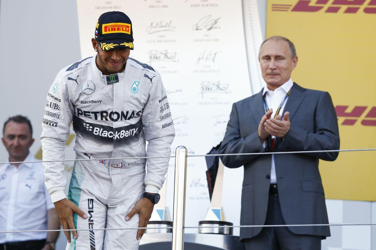 Putyin elégedett volt a futammal, az FIA versenyigazgatója majdnem ideálisnak látja