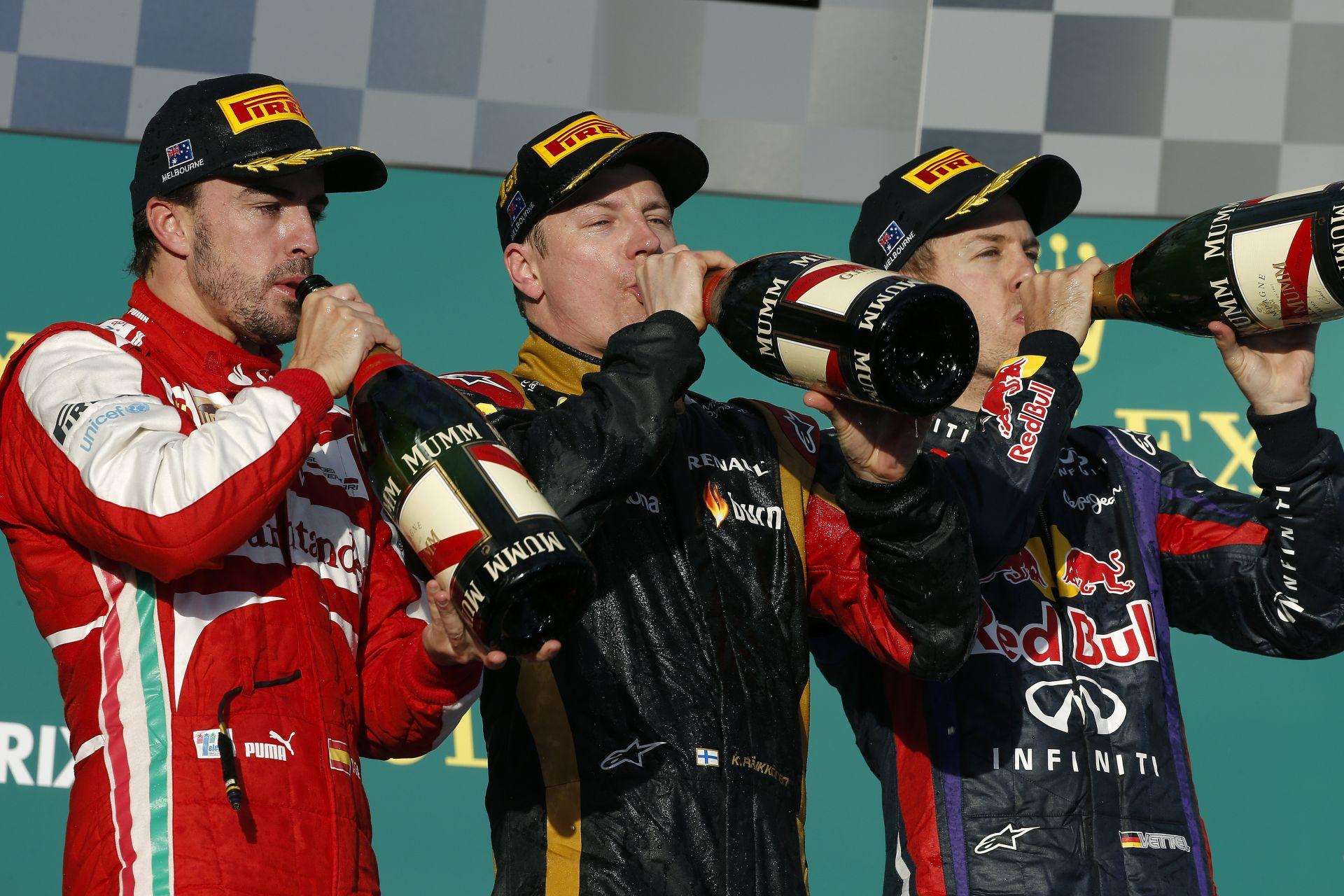Alonso, Raikkönen, Vettel, és Hamilton is nagyon durván keres: Ez miért fáj egyeseknek?