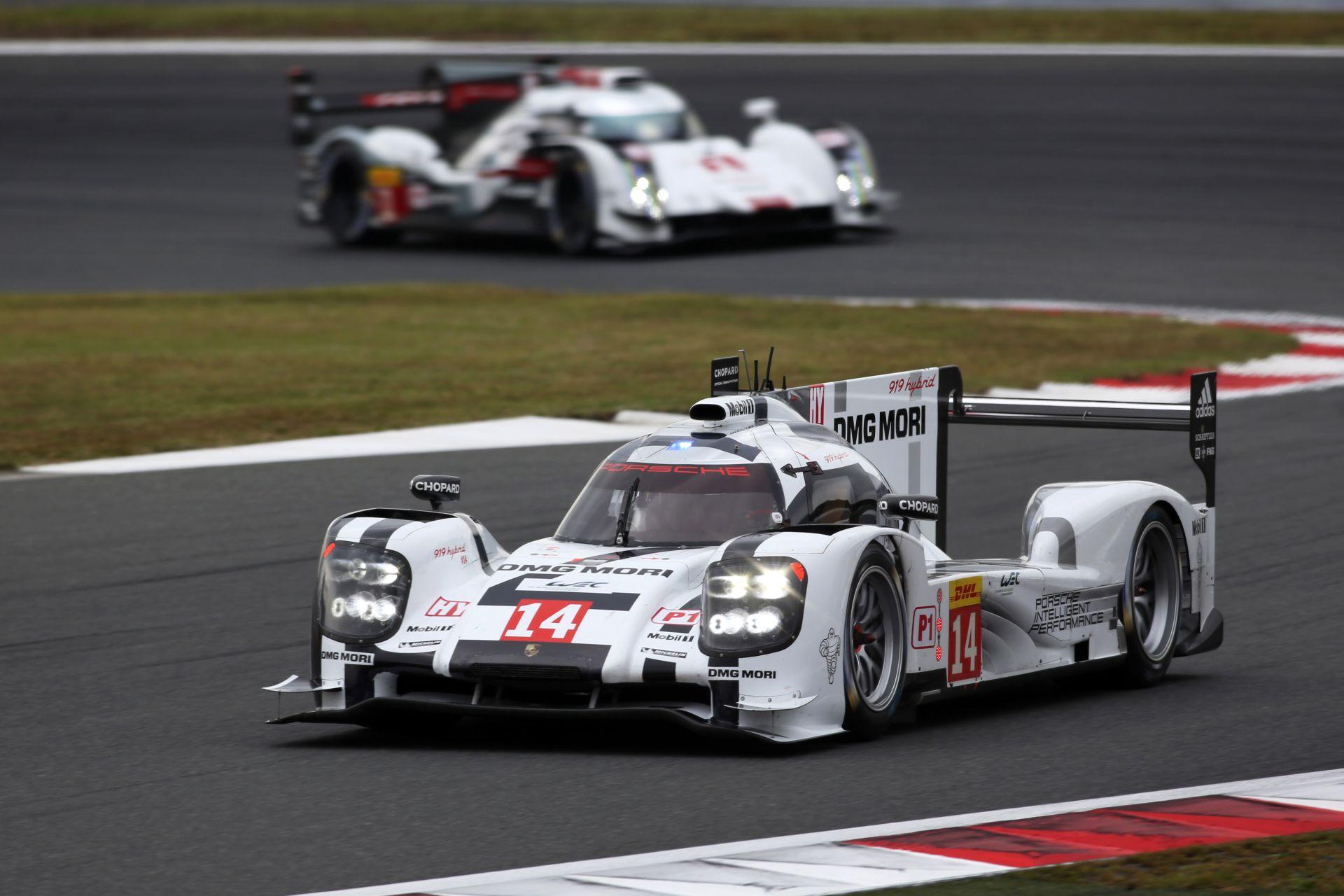 Porsche: Alonso, Button és Hülkenberg a fedélzeten?