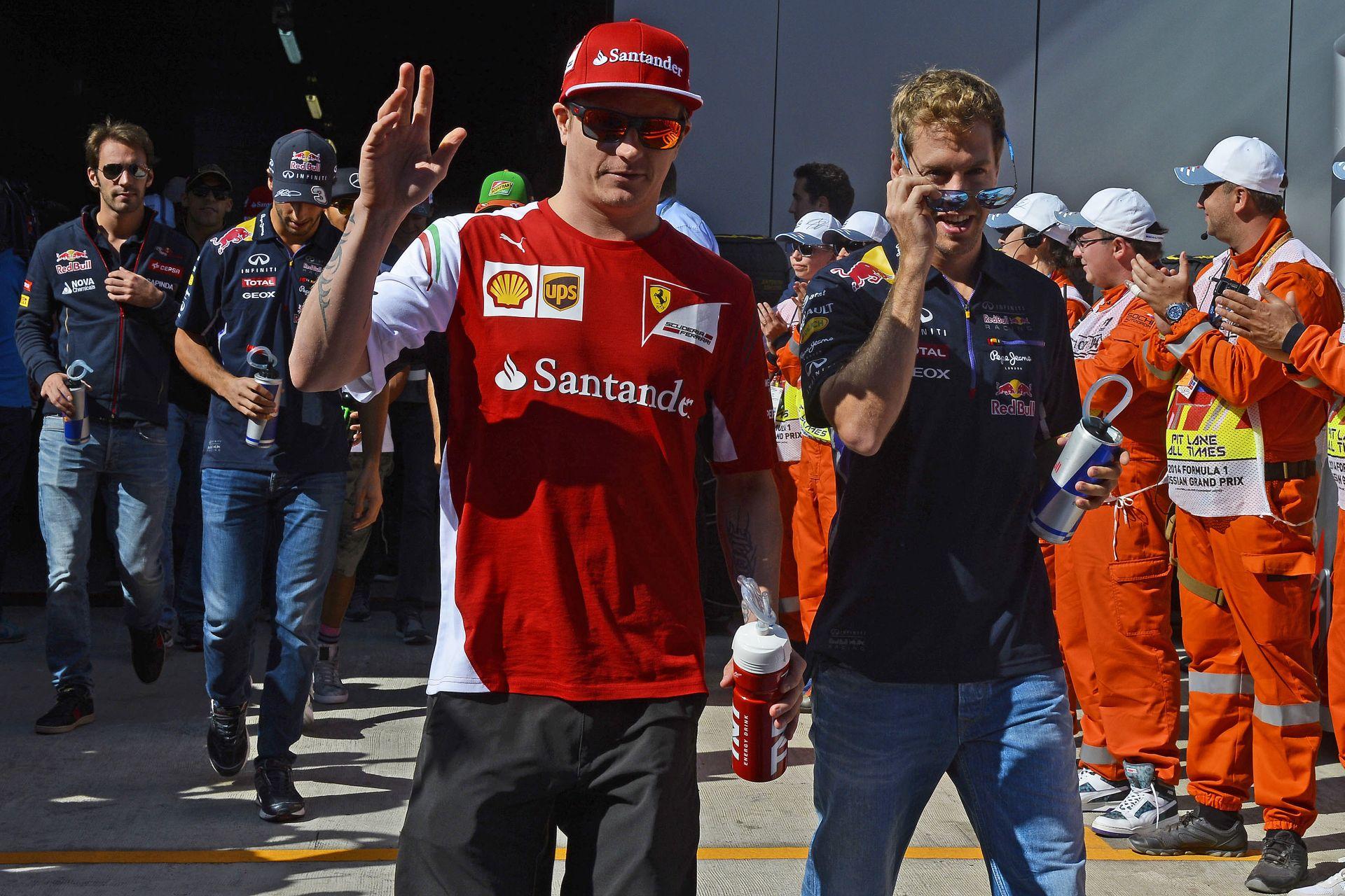 Nagy előrelépés a Ferrarinál az aerodinamikában: Mégsem lesz olyan rossz a 2015-ös F1-es gép?
