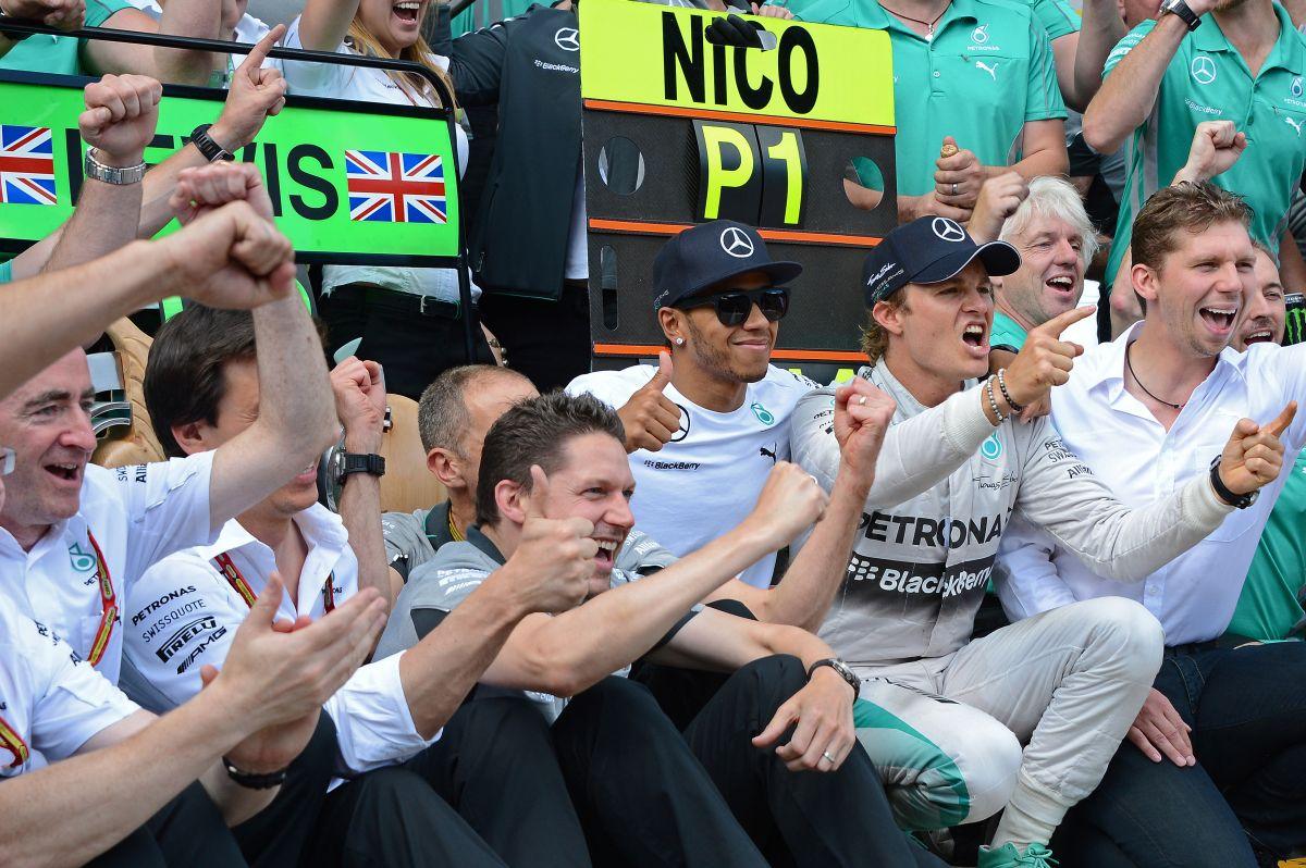 """A Mercedesnek fel kell készülnie Hamilton """"visszavágójára"""": be kell hozni a bukott pontokat"""