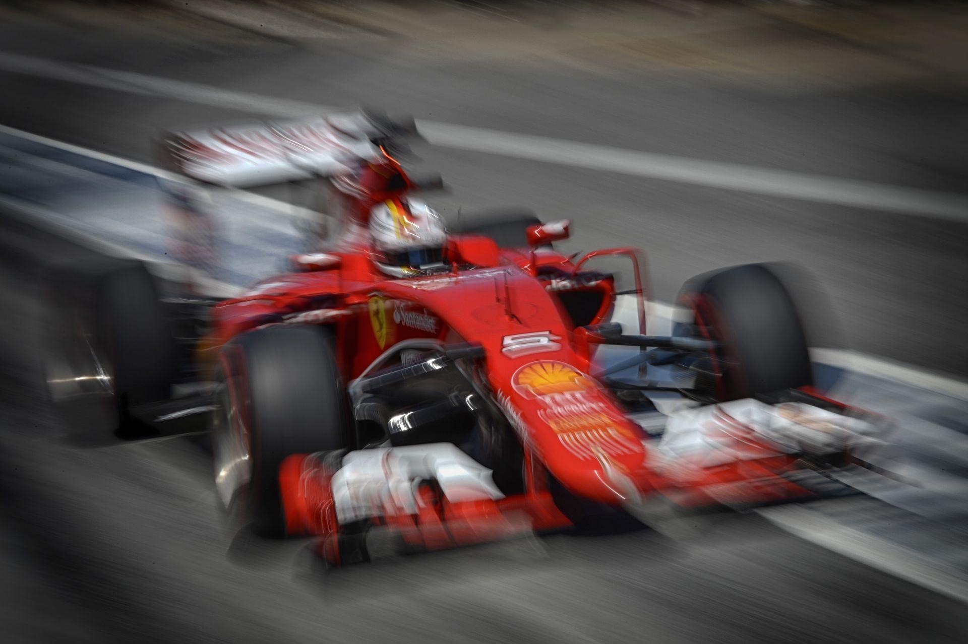 Lennél a Ferrari csapatfőnöke? Igen! Gondolkodás nélkül: IGEN!