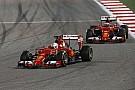 A Ferrarinál nem lesz csapatutasítás, amíg a matematika nem indokolja