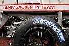 A Michelin még nem döntött a Forma-1-ről