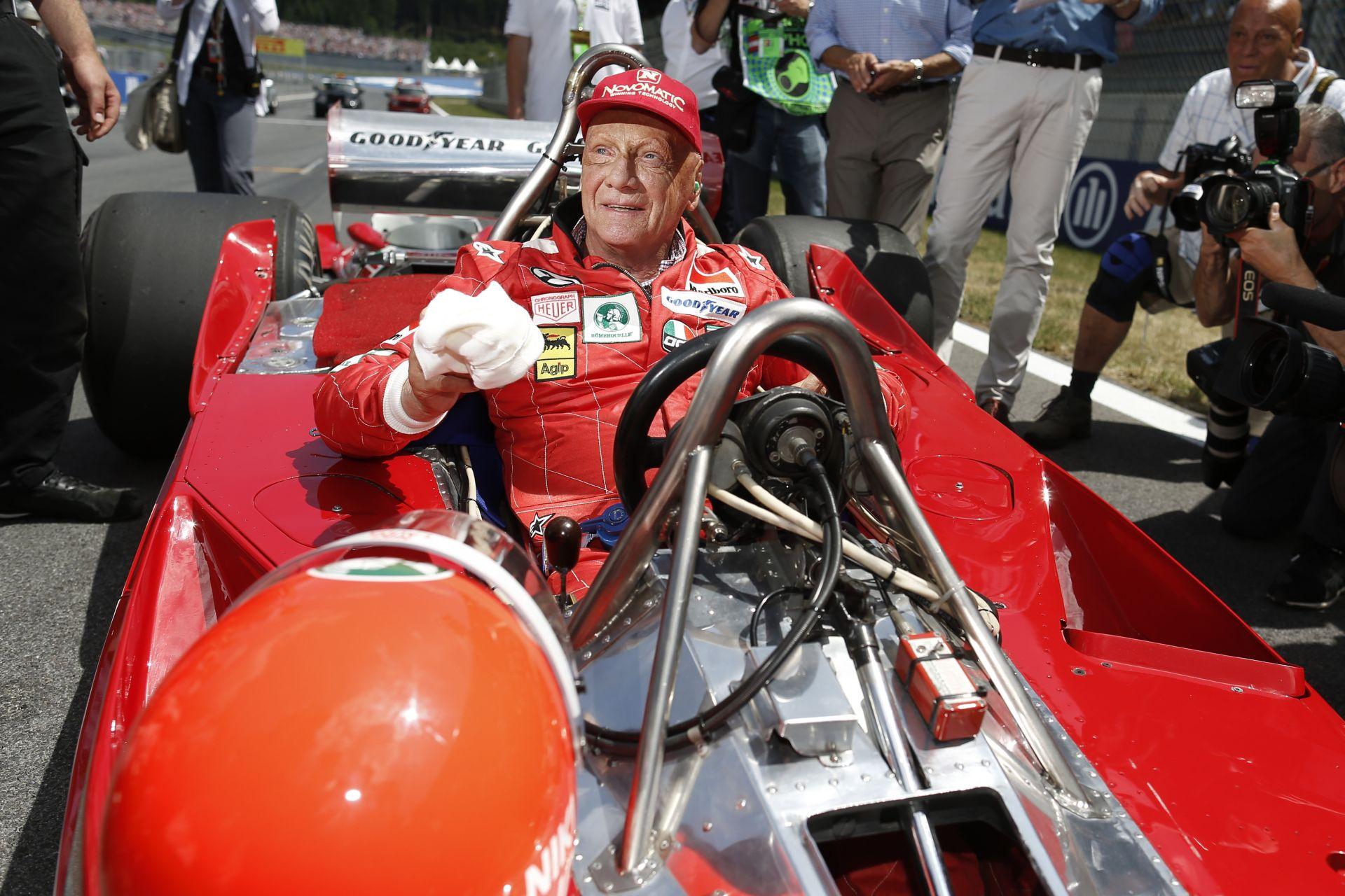 Brutális F1-es parti lesz az Osztrák Nagydíjon: Prost, Piquet és Lauda is pályára gurul